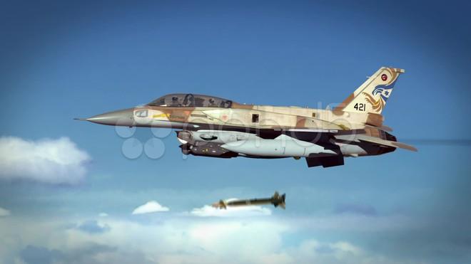 Tiêm kích F-16 Israel thổi bay kho tên lửa Syria: Phòng không Nga trơ mắt đứng nhìn? - Ảnh 1.