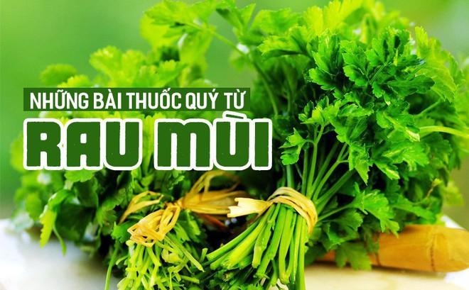"""Tác dụng """"thần kỳ"""" của rau mùi tây: Đặc biệt tốt như thuốc tự nhiên nếu dùng theo cách này"""