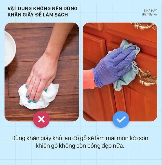 5 vật dụng càng lau bằng khăn giấy càng bẩn, chẳng mấy mà hỏng hẳn - Ảnh 2.