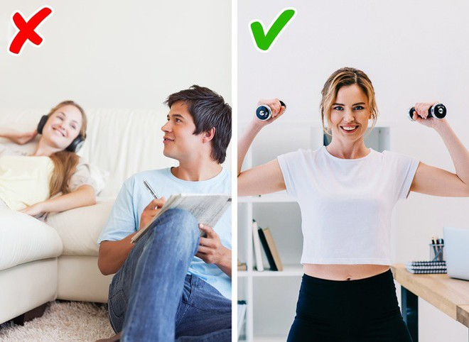 11 điều hiểu lầm nhiều người mắc về tập thể dục: Tưởng đúng hóa sai, gây ra tác dụng ngược - Ảnh 2.
