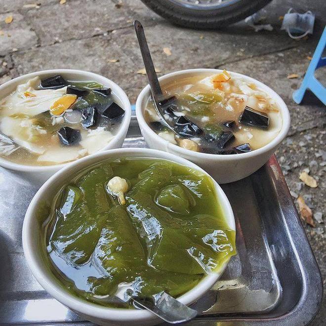 Những món ăn vặt nghe tên đã thấy mát lạnh cả mùa hè, chị em Hà Nội order ngay để xua tan nắng nóng - Ảnh 1.
