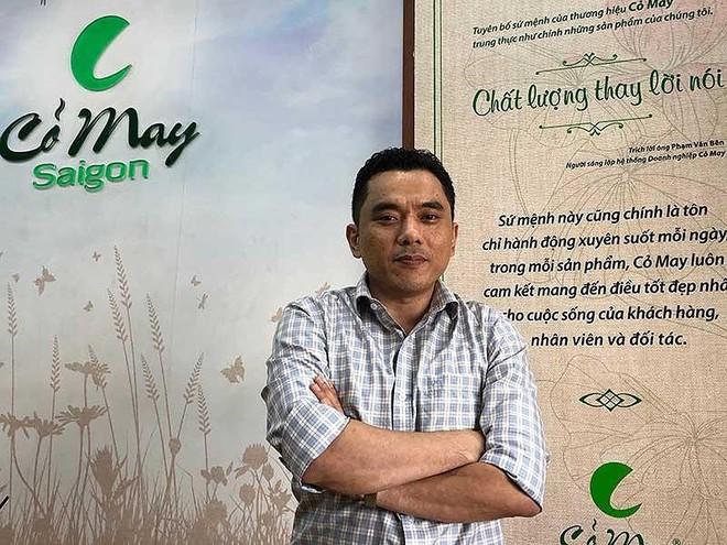 Tổng giám đốc Cỏ May: 'Đừng mặc cảm mình thua Thái Lan' - Ảnh 1.