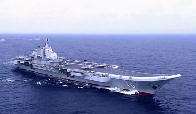 Trung Quốc vô tình để lộ bí mật về tàu sân bay nội địa đầu tiên Type 001A - Ảnh 3.