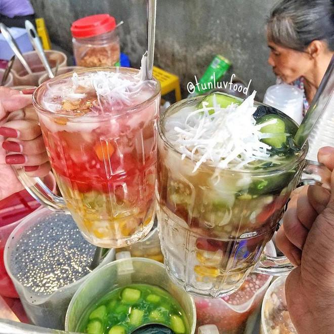 Những món ăn vặt nghe tên đã thấy mát lạnh cả mùa hè, chị em Hà Nội order ngay để xua tan nắng nóng - Ảnh 5.