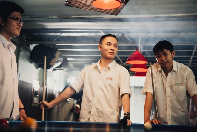 Hình ảnh khác lạ của Trúc Nhân trong MV mới - Ảnh 9.