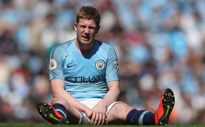 Man City nhận tổn thất nghiêm trọng trước trận derby Manchester