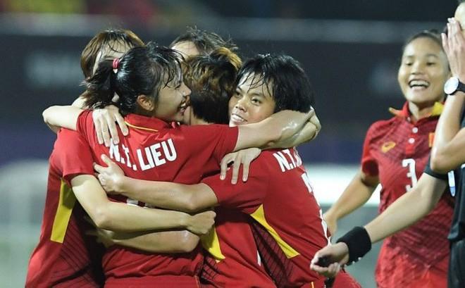 Khán giả Việt Nam không được xem trực tiếp đội tuyển nữ tại SEA Games 2019