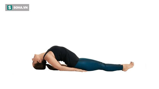 8 bài tập chữa đau lưng hiệu quả nhanh: Ai tập đều đặn sẽ không còn lo bệnh tật làm phiền - Ảnh 5.