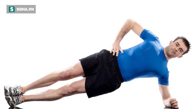 8 bài tập chữa đau lưng hiệu quả nhanh: Ai tập đều đặn sẽ không còn lo bệnh tật làm phiền - Ảnh 7.