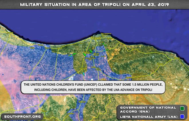 Chiến sự Libya có bước ngoặt lớn - Một chiến đấu cơ của GNA bị tên lửa phòng không bắn hạ - Ảnh 2.