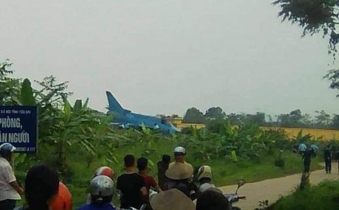 Máy bay chiến đấu Không quân Việt Nam gặp sự cố ở Yên Bái hiện đại như thế nào?