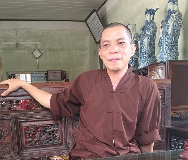 Hải Phòng: Sư trụ trì chùa Trung Hành lên tiếng trước tố cáo của Phật tử - Ảnh 3.