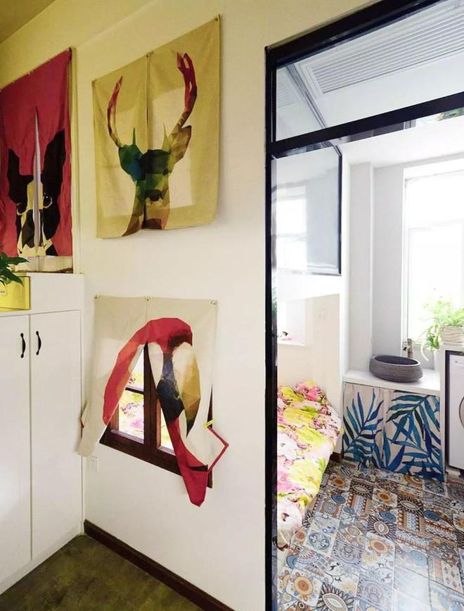 Nhà tập thể 35m² được thiết kế thông minh với 2 phòng ngủ dành cho gia đình 3 người - Ảnh 10.