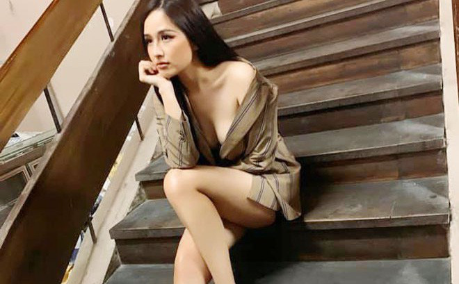 Lý do khiến Hoa hậu Mai Phương Thúy liên tục diện đồ gợi cảm