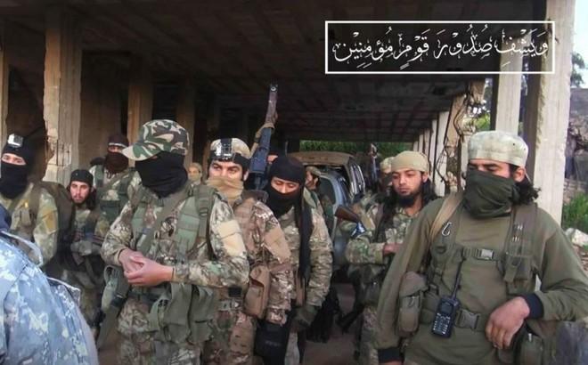 """Thử thách """"gấu Nga"""" ở Tây Bắc Syria: Thổ dại dột để khủng bố phát triển vượt lằn ranh đỏ"""