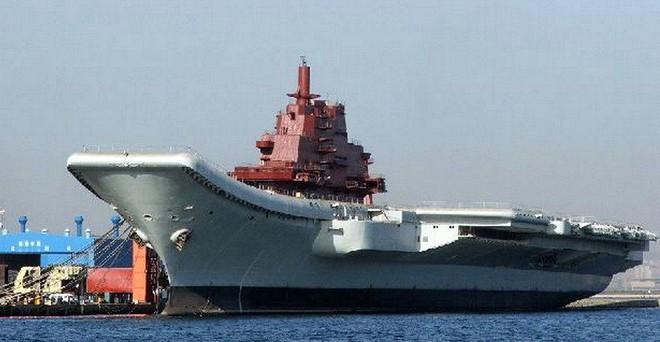 Trung Quốc - Kẻ ăn hôi vĩ đại: Mua tàu sân bay khủng với giá một vốn... bốn nghìn lời - Ảnh 2.