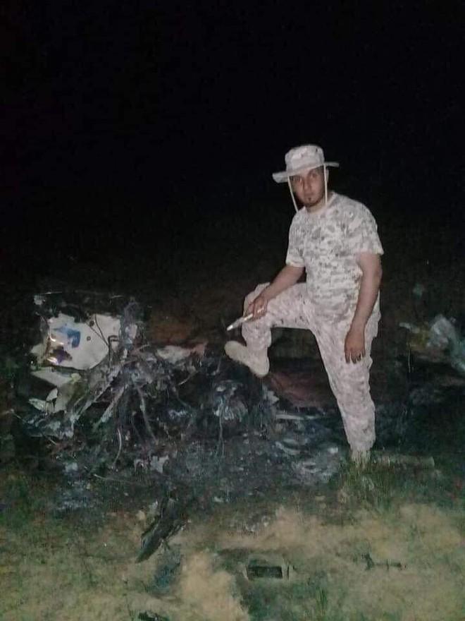 CẬP NHẬT: Tiêm kích Mirage hiện đại do Pháp sản xuất bị bắn hạ ở Libya - Ảnh 1.