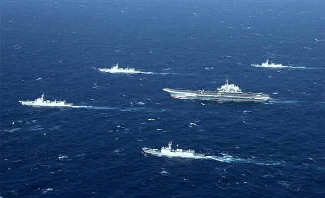 Trung Quốc - Kẻ ăn hôi vĩ đại: Mua tàu sân bay khủng với giá một vốn... bốn nghìn lời - Ảnh 14.