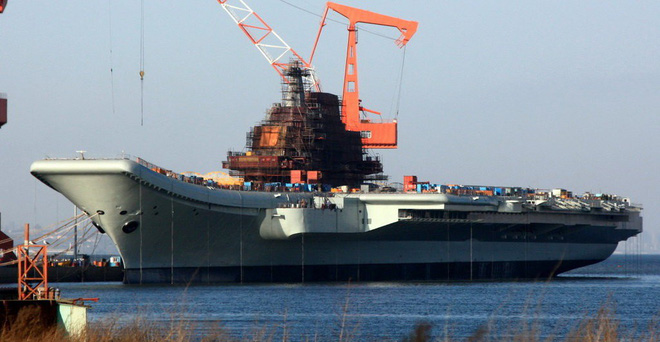 Trung Quốc - Kẻ ăn hôi vĩ đại: Mua tàu sân bay khủng với giá một vốn... bốn nghìn lời - Ảnh 3.