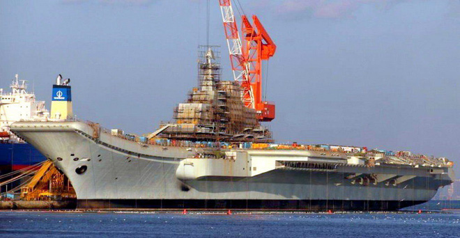 Trung Quốc - Kẻ ăn hôi vĩ đại: Mua tàu sân bay khủng với giá một vốn... bốn nghìn lời - Ảnh 4.