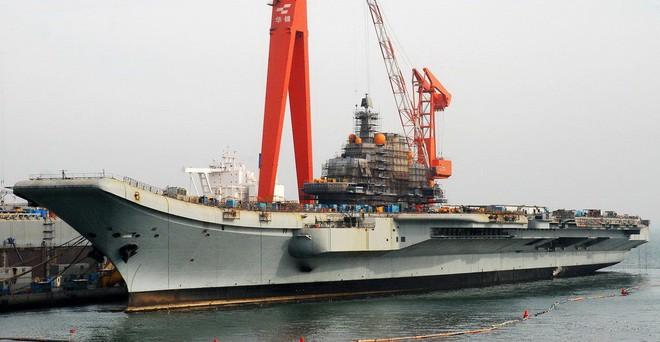 Trung Quốc - Kẻ ăn hôi vĩ đại: Mua tàu sân bay khủng với giá một vốn... bốn nghìn lời - Ảnh 5.