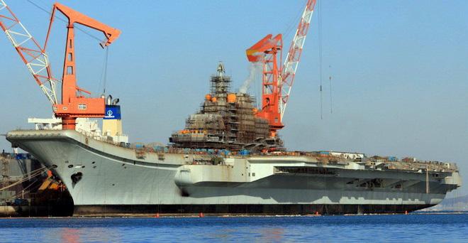 Trung Quốc - Kẻ ăn hôi vĩ đại: Mua tàu sân bay khủng với giá một vốn... bốn nghìn lời - Ảnh 6.