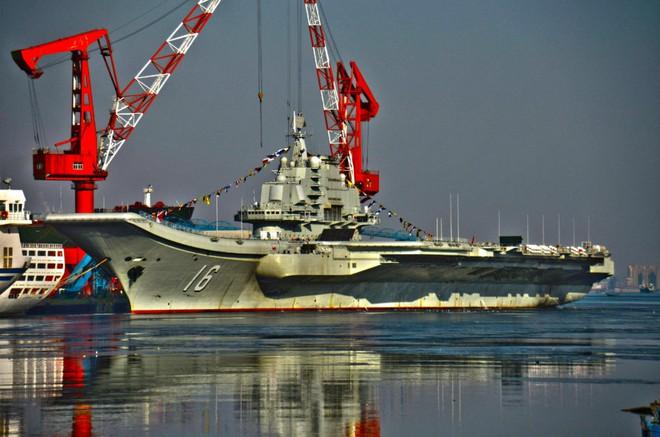 Trung Quốc - Kẻ ăn hôi vĩ đại: Mua tàu sân bay khủng với giá một vốn... bốn nghìn lời - Ảnh 8.