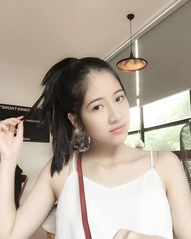 Nhan sắc cô gái thay thế hot girl Trâm Anh thủ vai chính sitcom Siêu quậy - Ảnh 10.