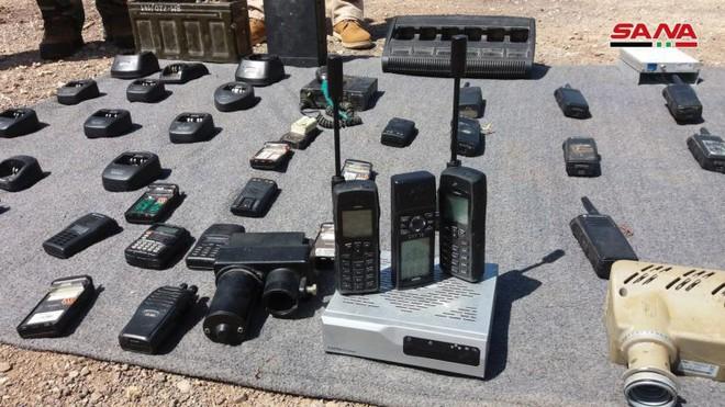 Bí mật bên trong kho vũ khí hiện đại ở Syria: Lộ diện lực lượng tình báo giấu mặt - Ảnh 3.