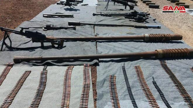 Bí mật bên trong kho vũ khí hiện đại ở Syria: Lộ diện lực lượng tình báo giấu mặt - Ảnh 4.