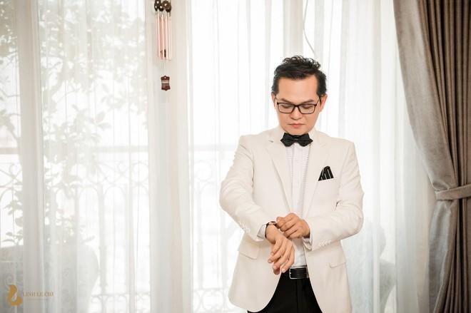 Toàn cảnh đám cưới ở Hà Nội của Giám đốc Nhà hát Kịch Hà Nội và hot girl 9X - Ảnh 1.