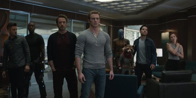 Phần cuối Avengers: Endgame: Dữ dội và hùng tráng cho hành trình 11 năm nhiều cảm xúc - Ảnh 2.