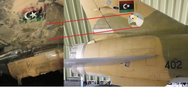 Cối xay thịt Libya: Máy bay LNA rụng như sung - Bằng chứng sốc quân ta bắn quân mình - Ảnh 1.