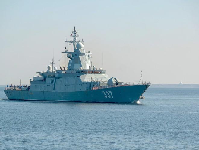 HQVN tiến lên hiện đại: Thay Gepard 3.9 bằng siêu khinh hạm Nga mới có duy nhất 1 chiếc? - Ảnh 2.