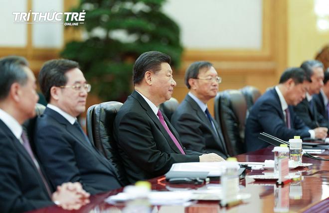 Thủ tướng hội kiến Tổng bí thư, Chủ tịch nước Trung Quốc Tập Cận Bình - Ảnh 5.