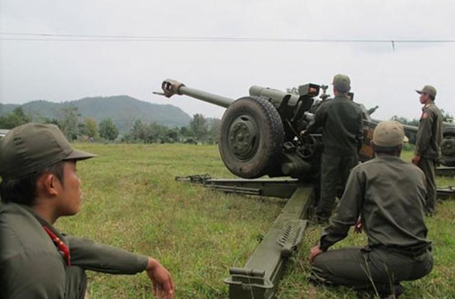 Lào mở rộng hợp tác quân sự với Nga - Ảnh 2.