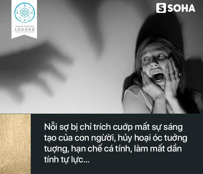 Sách 'gối đầu giường' của Đặng Lê Nguyên Vũ: 6 nỗi sợ hãi này khiến nhiều người mãi không giàu lên được! - Ảnh 5.