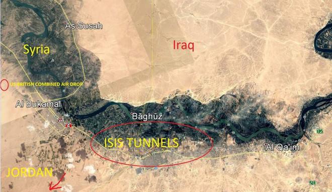 Đêm qua Mỹ đã tấn công Syria: Hậu quả lớn đến mức Damascus phải lên tiếng? - Ảnh 1.