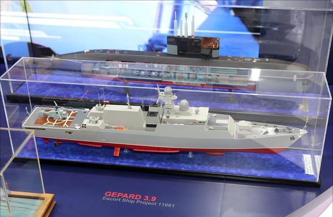 HQVN tiến lên hiện đại: Thay Gepard 3.9 bằng siêu khinh hạm Nga mới có duy nhất 1 chiếc? - Ảnh 1.