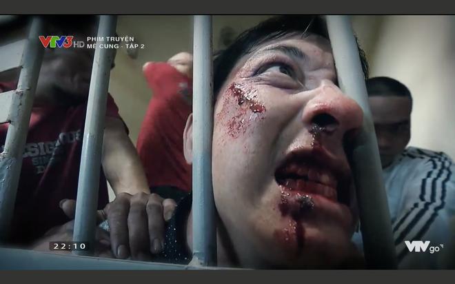 Phim Mê cung: Cảnh soái ca biến thái sàm sỡ, bắt cóc thiếu nữ khiến khán giả ghê rợn - Ảnh 2.