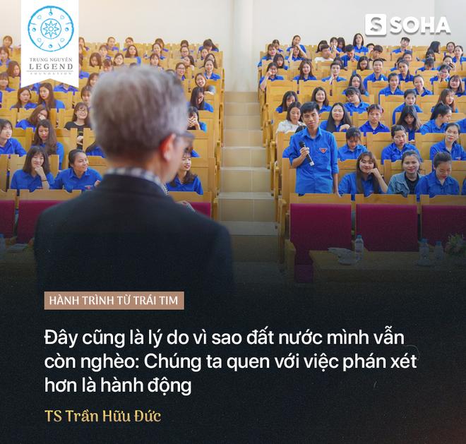 TS Trần Hữu Đức nói về khát vọng bị coi là vĩ cuồng của Đặng Lê Nguyên Vũ: Những gì ông Vũ đang làm mới chỉ là khởi đầu! - Ảnh 9.