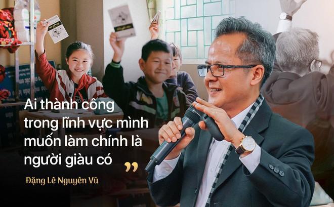 TS Trần Hữu Đức nói về khát vọng bị coi là 'vĩ cuồng' của Đặng Lê Nguyên Vũ: Những gì ông Vũ đang làm mới chỉ là khởi đầu!