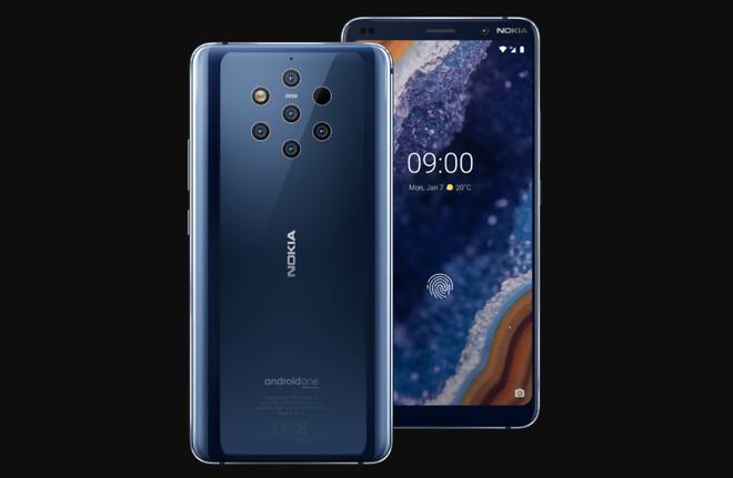 Nokia 9 PureView gặp lỗi khó tin, ai cũng có thể mở cảm biến vân tay của điện thoại - Ảnh 1.