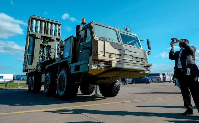 """Thừa hưởng """"tinh túy"""" từ S-400, hệ thống phòng thủ S-350 của Nga có gì đặc sắc?"""