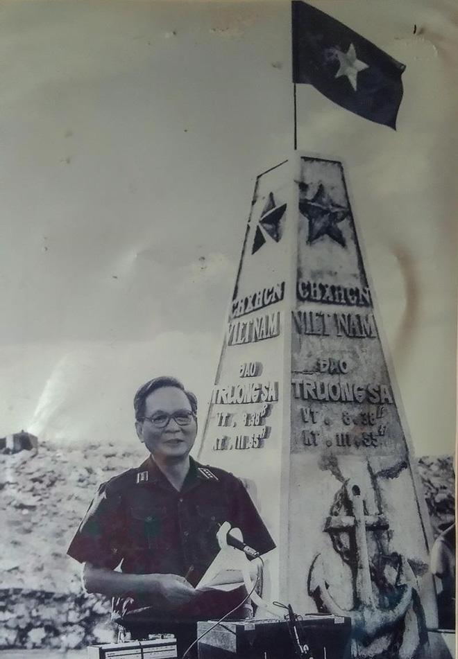 Đại tướng Phạm Văn Trà kể về lời thề giữ đảo của nguyên Bộ trưởng Quốc phòng Lê Đức Anh - Ảnh 5.