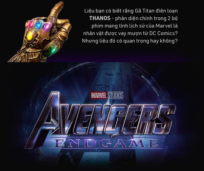 Thanos - Từ nhân vật vay mượn DC Comics đến vai phản diện tuyệt vời nhất trong lịch sử phim ảnh - Ảnh 1.