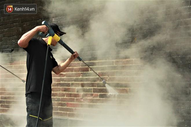 Công nghệ Steam Cleaning liệu có làm hỏng di tích? Yên tâm, hàng trăm công trình lịch sử đã được thử trước rồi - Ảnh 3.