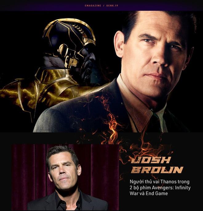 Thanos - Từ nhân vật vay mượn DC Comics đến vai phản diện tuyệt vời nhất trong lịch sử phim ảnh - Ảnh 27.