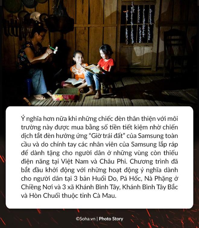 """Samsung tiếp tục dự án """"Mặt trời Mơ ước"""" viết tiếp hành trình lan tỏa ánh sáng đến vùng quê thiếu điện ở Sơn La và Cà Mau - Ảnh 7."""