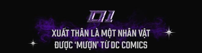 Thanos - Từ nhân vật vay mượn DC Comics đến vai phản diện tuyệt vời nhất trong lịch sử phim ảnh - Ảnh 4.